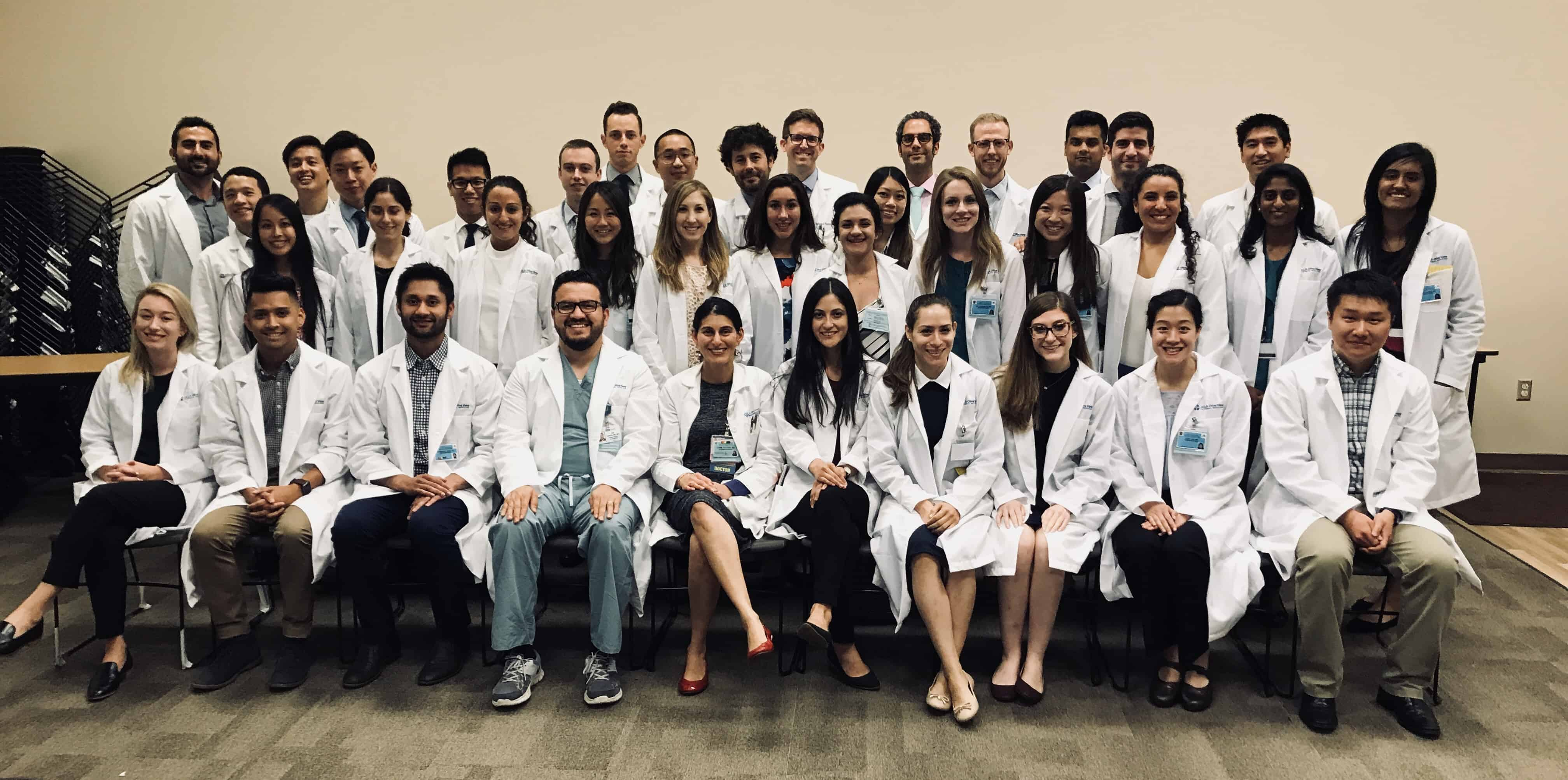 Wrapping Up, New Beginnings - UCLA-Olive View Internal Medicine